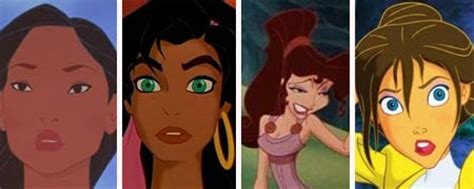la evolucion de la mujer en disney  pixar pagina