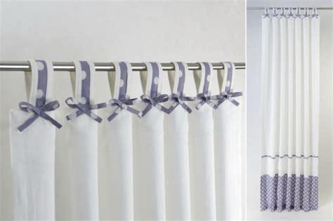linen tab top children nursery curtains