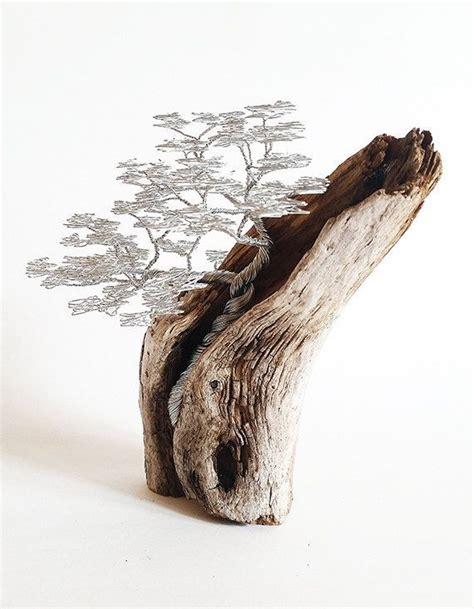 bonsai formen mit draht treibholz mit mit bonsai draht treibholz skulptur treibholz kunst drift bonsai draht