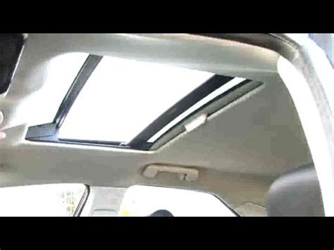 cadillac cts  webasto sunroof youtube