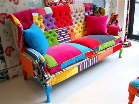 Perk Up The Living Room With 15 Colorful Sofa Ideas