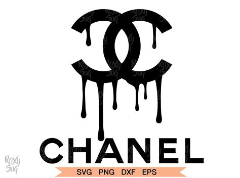 Free for commercial use no attribution required high quality images. Chanel Drip Logo CHANEL Dripping Logo (Graphic) by ...