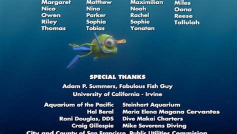 secrets during the end credits mike wazowski the