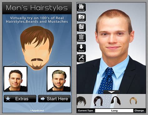is there a haircut app top 9 iphone style apps for guys top apps