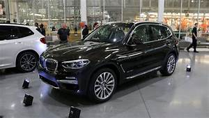 Bmw X3 Xline : 2018 bmw x3 the xline m sport and luxury line trim variants ~ Gottalentnigeria.com Avis de Voitures