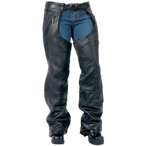 chaps blouses milwaukee motorcycle clothing co unisex gunslinger black