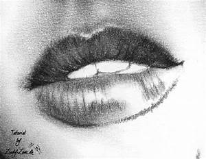 Zindy-Zone.dk - The Tutorials - Charcoal - Mouth