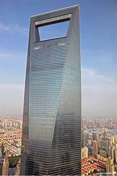 Shanghai Financial Center Tower China Technology Science