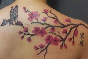 Fleur De Cerisier Signification : quelle est la signification des tatouages de fleurs de ~ Melissatoandfro.com Idées de Décoration