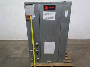 Trane Gscc0511lc1t 4 Ton Downflow Geothermal Single Phase Heatpump 208  230v