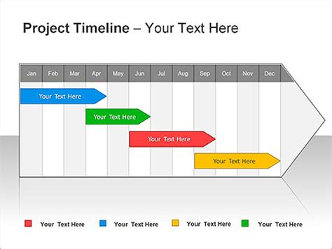 mission style home plans project timeline ppt diagrams chart design id