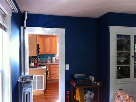 behr deep blue sea paint colors  note blue bedroom