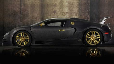 For those who simply veyron is not sufficient proof of exclusivity, mansory offers a combination package of customization based on gold and carbon fiber. The World's Only Bugatti Veyron Mansory Linea Vincero Is For Sale