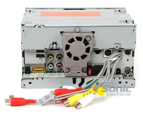 pioneer avh nex multimedia dvd car stereo   wvga