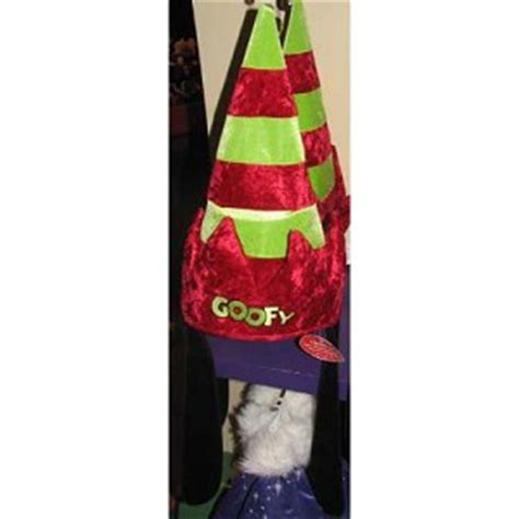 disney goofy santa hat disney santa hat goofy light up