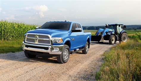 2018 Ram Harvest Edition Appeals To Farmers  The Torque