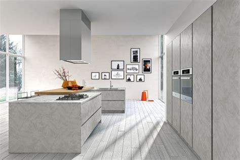 cuisine moderne grise cuisine design