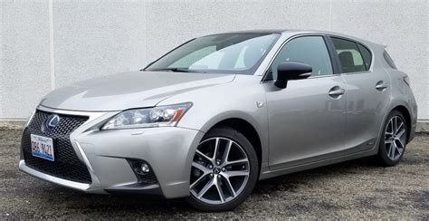 lexus silver 2017 2017 lexus ct 200h f sport the daily drive consumer guide