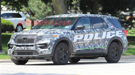 ford explorer police suv aces michigan troopers