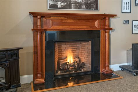 gas wood fireplace inserts  boston cape  ma