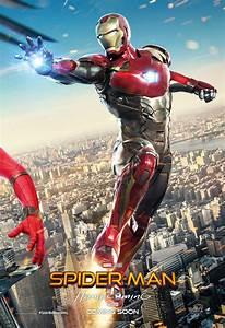 Top Annonce 69 : affiche du film spider man homecoming affiche 6 sur 13 allocin ~ Medecine-chirurgie-esthetiques.com Avis de Voitures