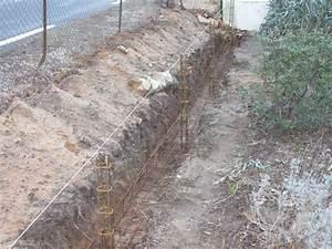 Ferraillage Fondation Mur De Cloture : notre maison page 3 ~ Dailycaller-alerts.com Idées de Décoration