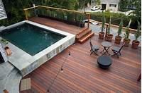 best porch patio design ideas Top 60 Best Backyard Deck Ideas - Wood And Composite Decking Designs