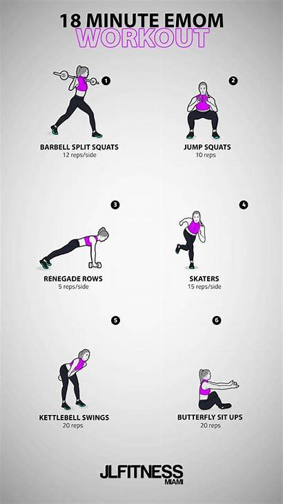 Emom Minute Workout Workouts Additional Jlfitnessmiami