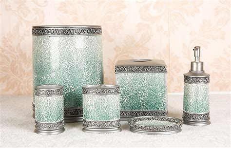 appealing oasis bathroom accessories pier 1 imports on green glass interior home design ideas
