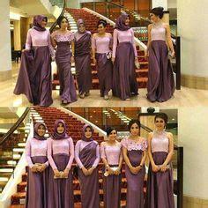 inspired  atannairawati kostum kondangan kebaya dress