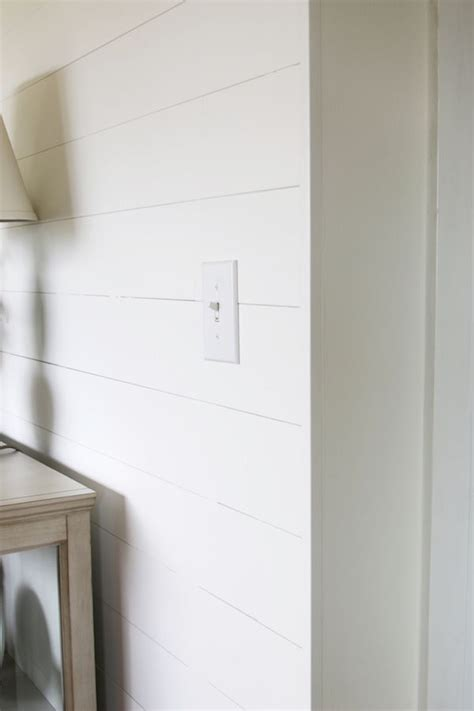 Mdf Shiplap Boards by Shiplap Walls What To Use Faq