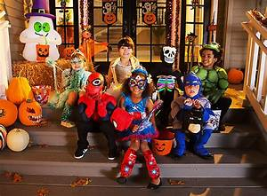 Halloween Trick-or-Treating Ideas - Party City