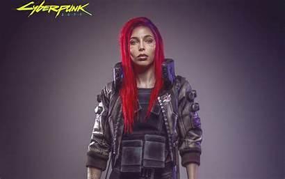 Cyberpunk 2077 Female Cosplay Wallpapers Widescreen 2560