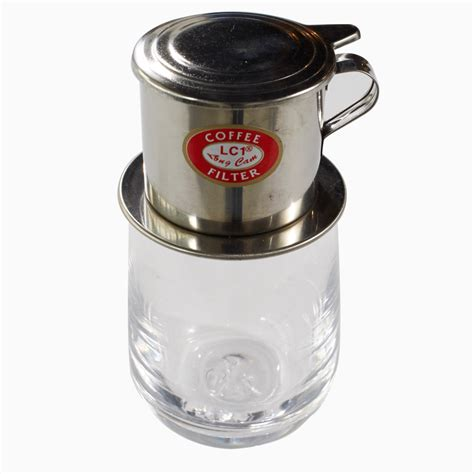 They work in the same way as a disposable filter. Vietnamese Coffee Filter | Shop
