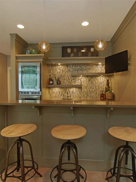 Bar Backsplash Home Design Ideas, Pictures, Remodel And Decor