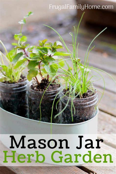 Window Sill Herb Garden Pots by Diy Windowsill Herb Garden Simple Garden Gift