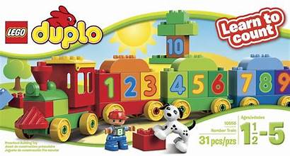 Duplo Lego Toys Gifts Train Number Boys