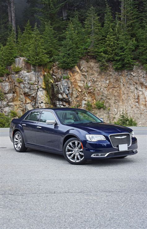 Cost Of Chrysler 300 by 2015 Chrysler 300c Platinum Road Test Review Carcostcanada