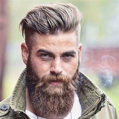 cool beards  hairstyles  men mens haircuts
