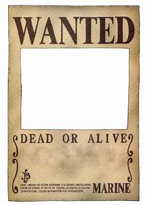 One Piece Wanted Poster by ei819 on DeviantArt