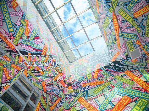 paula scher mural design indaba