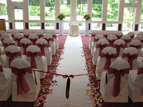 chair covers add elegance to your wedding day your