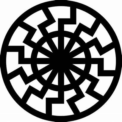 Sun Svg Commons Wikimedia Symbol Meaning German