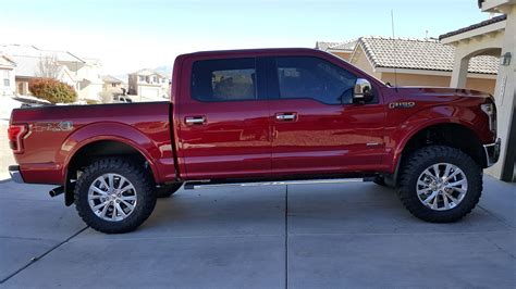 ruby red  lariat ford  forum community