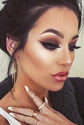 dramatic makeup ideas  pinterest full face makeup dramatic eyeshadow  makeup goals