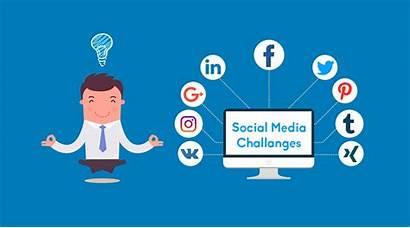 Social Challenges Sharing Them Marketer Global Solve