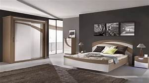 Modele De Chambre A Coucher Moderne : model chambre a coucher 2018 inspiration de d coration ~ Melissatoandfro.com Idées de Décoration
