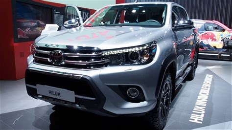 toyota hilux legend  toyota cars review release