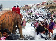 Songkran Songkran Festival Thailand Water Festival