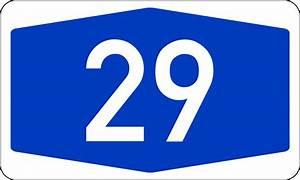 File:Bundesautobahn 29 number.svg - Wikimedia Commons